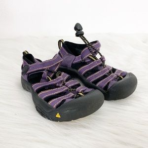 Keen Newport H2 Closed Toe Sandals Toddler Size 10